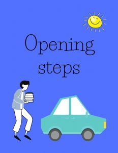 Opening Steps